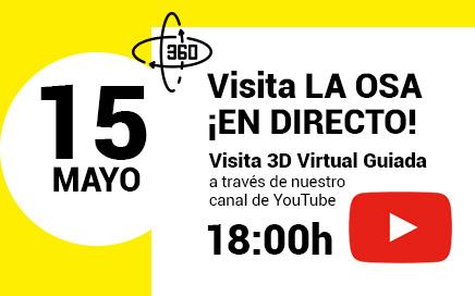 Visita Virtual LA OSA 15 de mayo