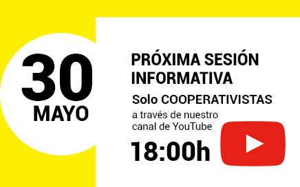 Sesión Informativa Cooperativistas
