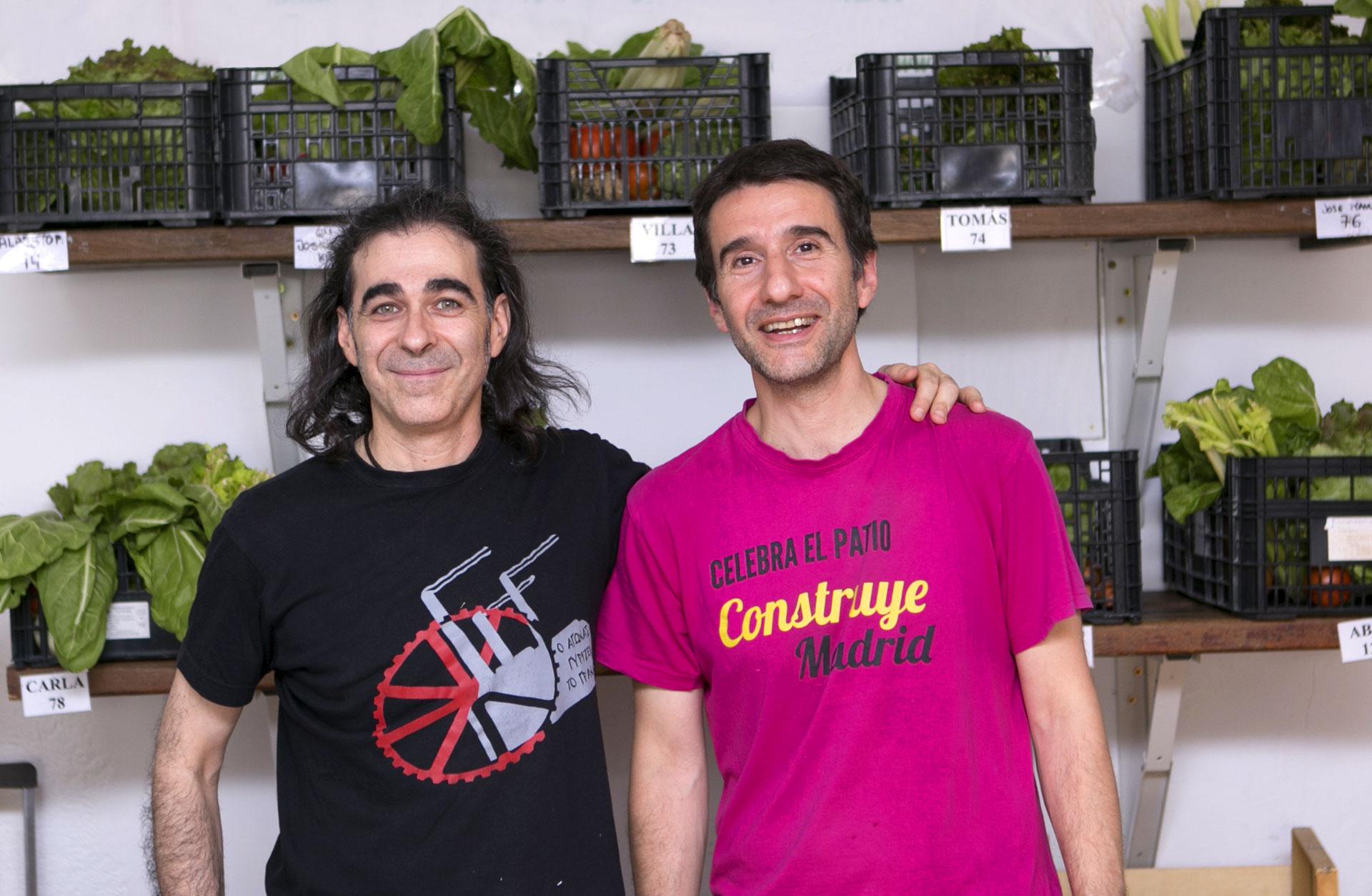 2014 Los Grupos de Consumo gestionados por Villa y Tomás